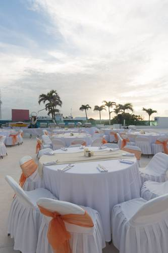 Bodas hotel flamingo cancun resort cancún
