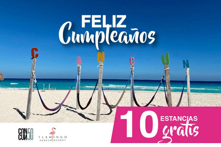 Free stays flamingo cancun resort hotel